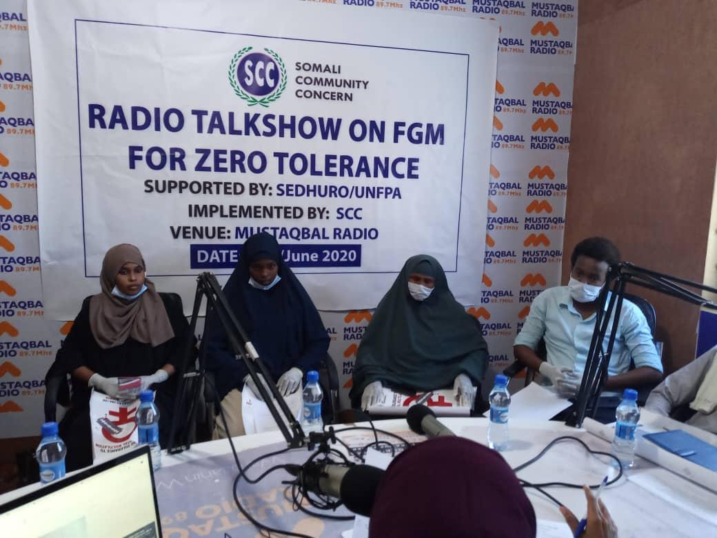 Radio Talkshow on FGM for ZERO Tolerance