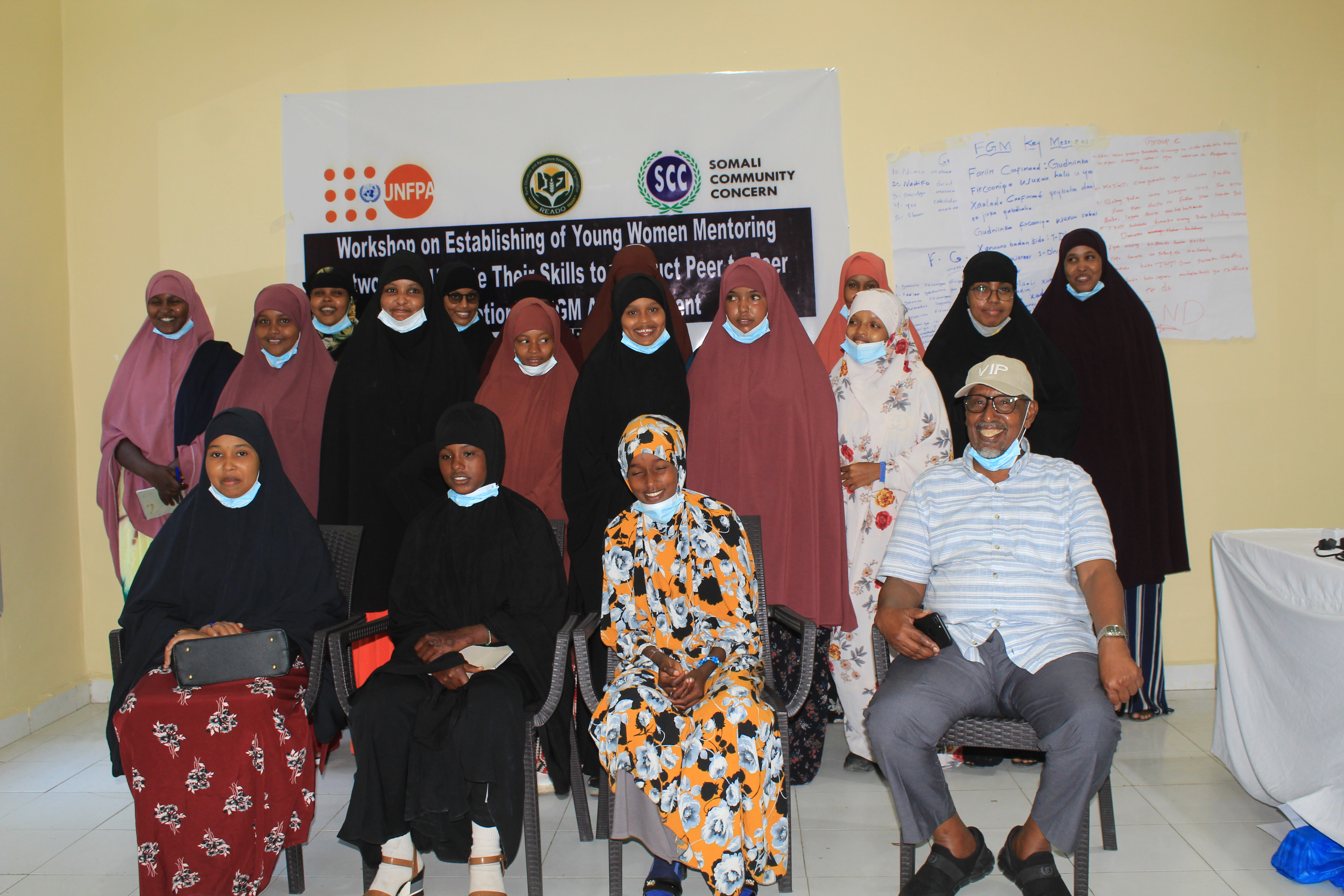young women mentoring networks trainning