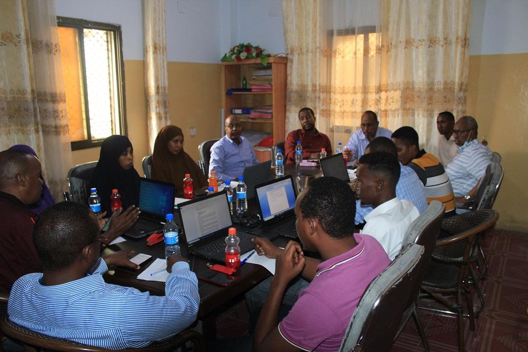 SCC Staff Meeting
